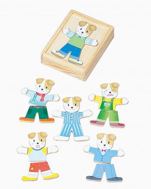 おもちゃセット(11)(アニマルレインボー/エッグパズル/きせかえパズルわんちゃん)を見る