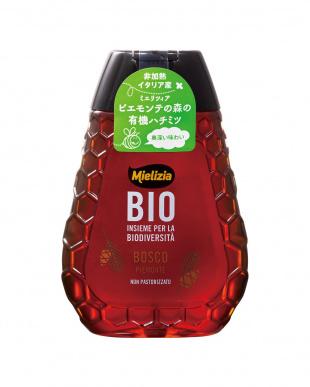 イタリア産ピエモンテの森の有機ハチミツ(スクイーザーボトル) 2個セットを見る