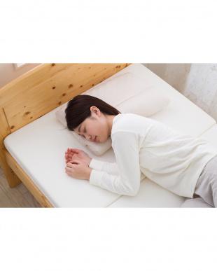 ロー 睡眠博士 寝返りアシストまくら 低めを見る