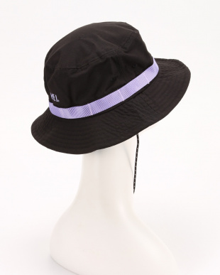 BLACK MEI USA RIPSTOP HATを見る