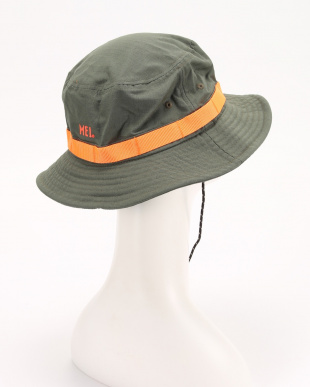OLV DRUB MEI USA RIPSTOP HATを見る