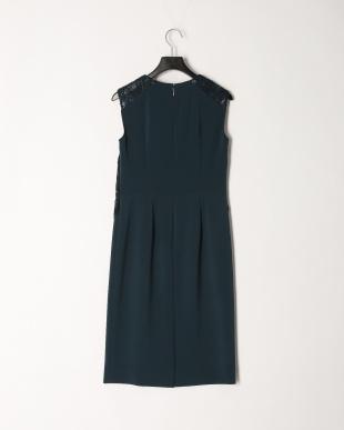 グリーン コードリバーレースドレスを見る