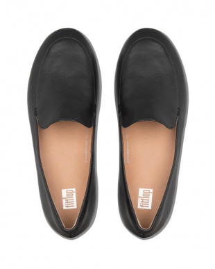 All Black LENA LOAFERSを見る