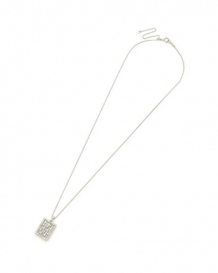 プラチナ Pt900/850 ダイヤモンド 1.05ct ネックレスを見る