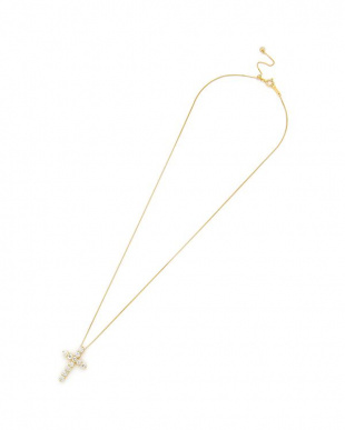 イエローゴールド K18YG H&Cダイヤモンド1.00ct カード鑑別付 ネックレスを見る