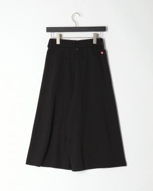 98/無彩色I(ブラック) SUPERLADY  ポンチ素材クロップト丈ワイドパンツを見る