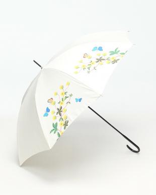 ミヤマシジミとツルキンバイ 日本製 家庭画報 今森光彦コラボ オーレリアンの傘を見る