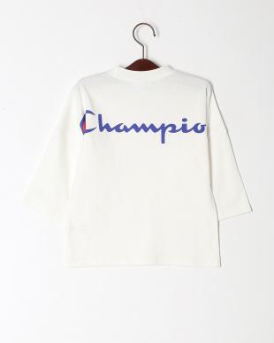 オフホワイト Champion  Back logo Teeを見る