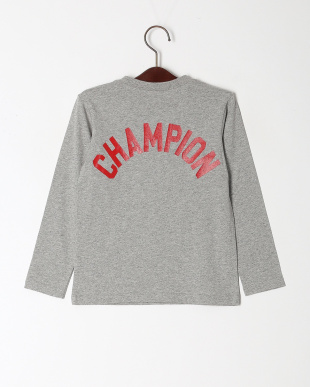 グレー Champion LS BASIC Teeを見る
