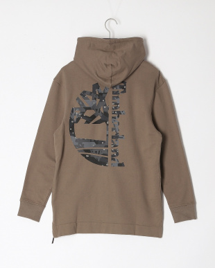 Bungee Cord AF Overhead hoodie w camoを見る