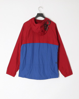 Biking Red COL BLOCK WINDBREAKER SMUを見る