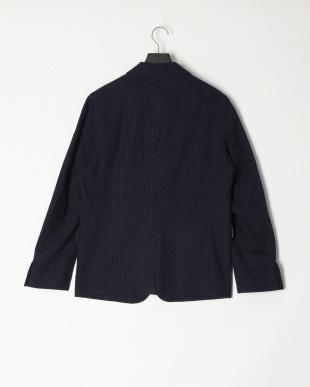 チャコールグレー コットンウール起毛ジャケット[セットアップ可能]を見る