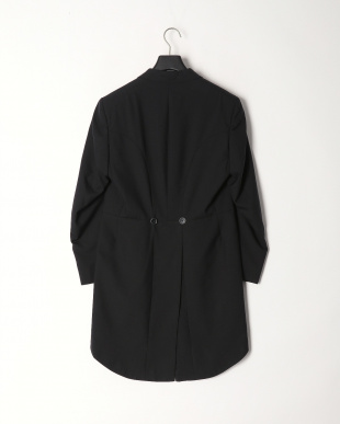 BLACK LW MORNING COAT Sを見る