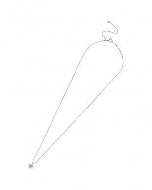 プラチナ 鑑定書付 PT900×850 ダイヤモンド0.70ctUP ネックレスを見る