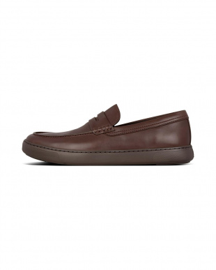 Chocolate Brown BOSTON SMOOTH PENNY LOAFERSを見る