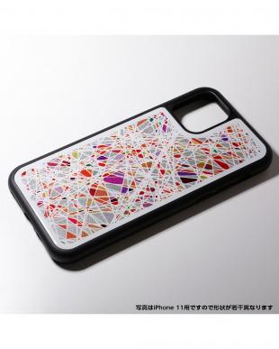 ジュエルレッド Hybrid Case Etanze for iPhone SE / 8 / 7 対応 ハイブリッドケースを見る