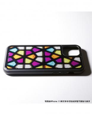 ステンドグラス3 Hybrid Case Etanze for iPhone SE / 8 / 7 対応 ハイブリッドケースを見る