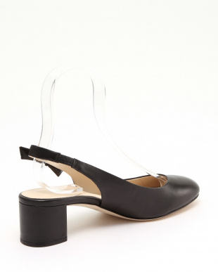LAINEY PUMP (50MM):BLACK LEATHを見る