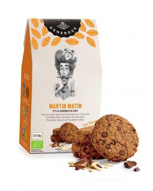グルテンフリークッキー 有機オーツ麦・チョコチップ/キャラメル・シナモン  2個セットを見る