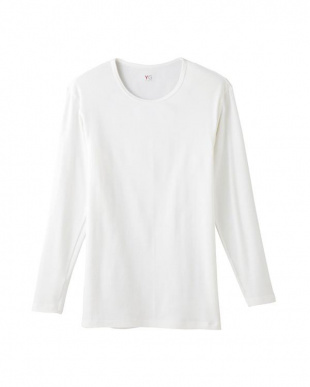 オフホワイト 9分袖シャツ×3点 SETを見る