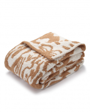 Camel/Crème Throw Damask Patternを見る