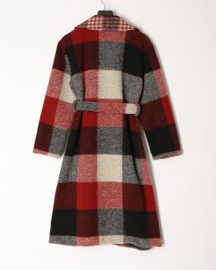 レッド イタリア製  ウールコートを見る