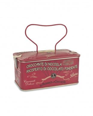ヘーゼルナッツ ダークチョコ レッド缶を見る