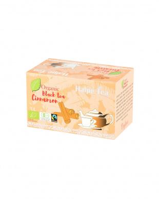 Halpe Tea 有機フェアトレード・ティーバッグ   シナモンブラックティー / イングリッシュブレックファストティー 4個セットを見る