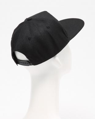BLACK/BLACK 5 PANEL CAPを見る