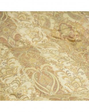 ベージュ グレーグースダウン93%使用 羽毛掛け布団 シングル ベージュを見る