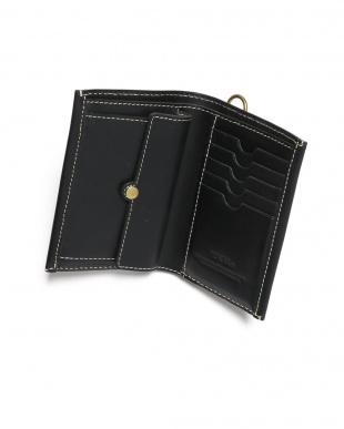 black ZONALe テラロッサ イタリアンレザー 二つ折り財布を見る