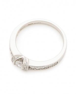 プラチナ PT900 ダイヤモンド デザインリングを見る