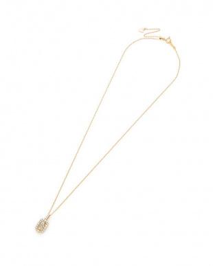 ピンクゴールド K18PG ダイヤモンド 0.50ct ネックレスを見る
