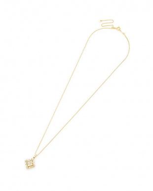 イエローゴールド K18YG ダイヤモンド 1.00ct ネックレスを見る