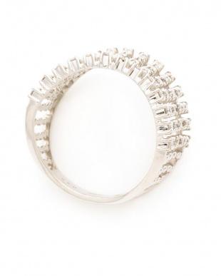 プラチナ Pt900 ダイヤモンド 0.80ct リングを見る