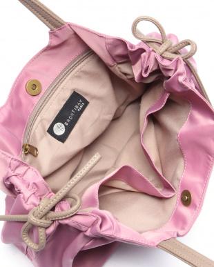 ピンク*グレージュ ナイロンA4トートバッグを見る