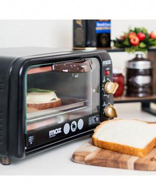 ブラック moz オーブントースターを見る
