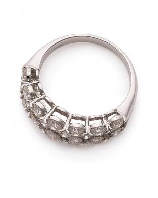プラチナ Pt950  ダイヤモンド 2.00ct リングを見る