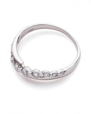 プラチナ H&Cダイヤモンド リングを見る