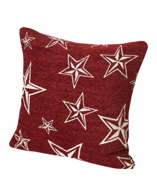 RED STAR CUSHION COVER 45×45  2PCS SETを見る
