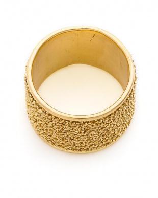 ゴールド シルバー デザインリングを見る
