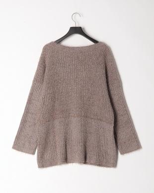 グレー プリュムプリュ セーターを見る
