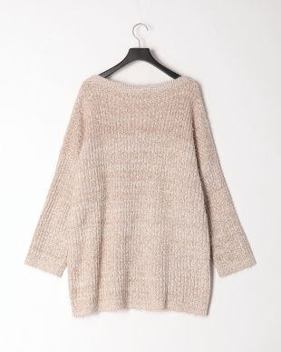 ピンク プリュムプリュ セーターを見る