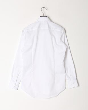 ストライプホワイト [RENOWN]メンズドレスシャツ ストライプホワイトを見る