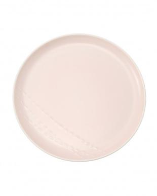 ペールピンク イッツマイモーメント プレート 21cm ペアを見る