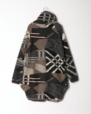 グレー系 イタリア製  ウールコートを見る