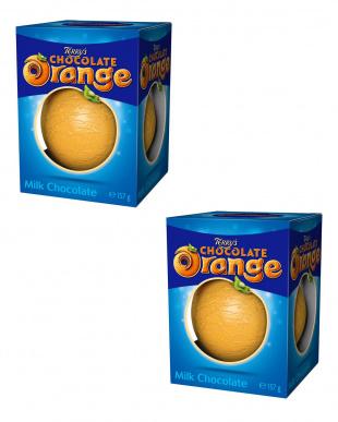 テリーズ チョコレート オレンジミルク 2個セットを見る