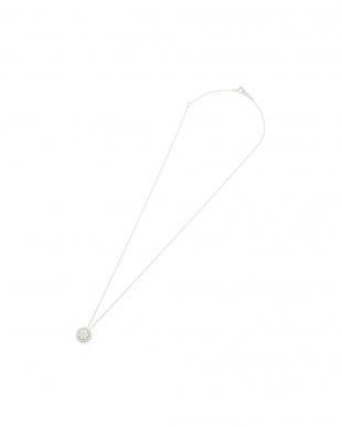 プラチナ Pt950/Pt850 ダイヤ 0.30ct ネックレス 40cmを見る
