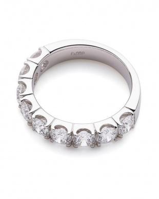 プラチナ ダイヤモンド ソーティング付 リングを見る