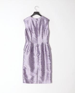 ワイン カモフラージュフラワー ドレスを見る